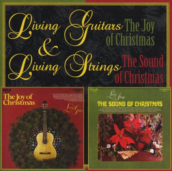 Living Guitars Living Strings Joy Of Christmas Sound Of