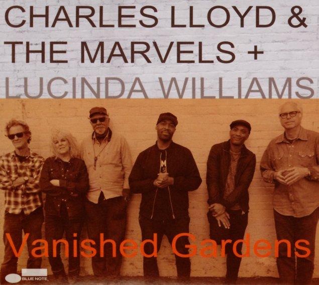 Resultado de imagen de charles lloyd the marvels lp vanished gardens
