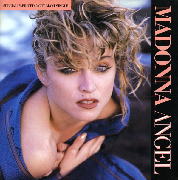 Madonna Angel Ext Dance Mix Into The Groove 12 Inch