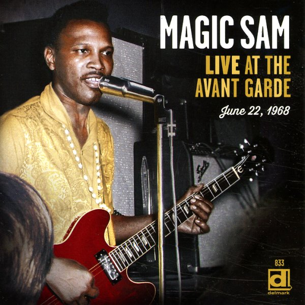 Magic Sam Live At The Avant Garde June 22 1968 Lp