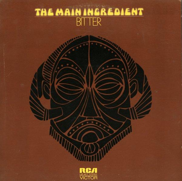 Main Ingredient Bitter Sweet Lp Vinyl Record Album