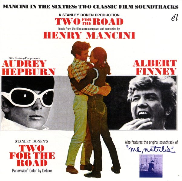 henry mancini two for the roadme natalie cd dusty