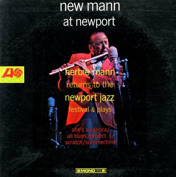 Herbie Mann - New Mann At Newport