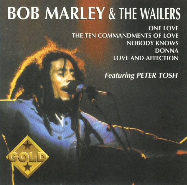 Bob Marley And The Wailers Album Covers