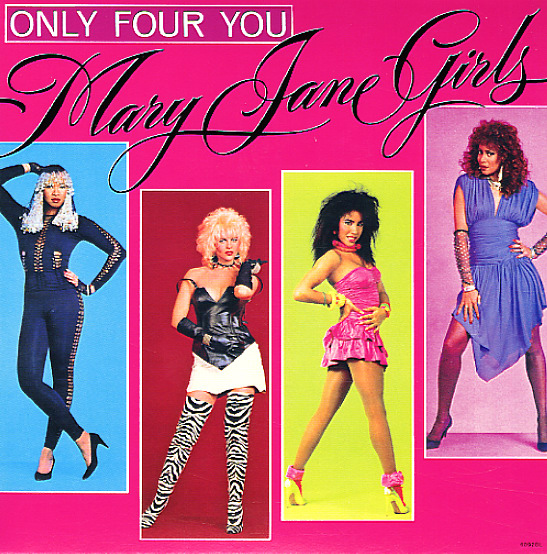 Mary Jane Girls Only Four You Cd Dusty Groove Is