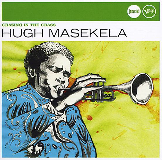 Hugh Masekela Grazing In The Grass Jazz Club Cd