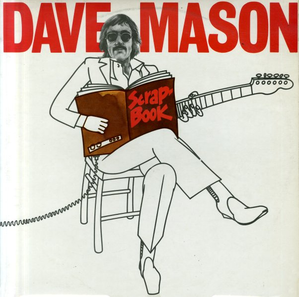 Dave Mason Scrapbook Lp Vinyl Record Album Dusty Groove Is