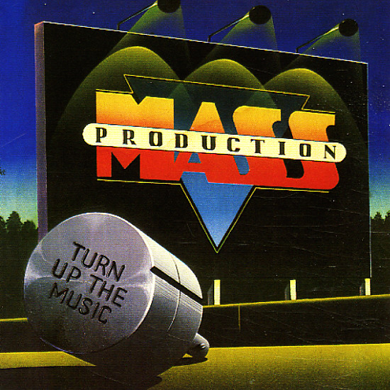 Mass Production Turn Up The Music Cd Dusty Groove
