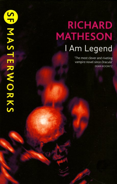 richard matheson i am legend book dusty groove is. Black Bedroom Furniture Sets. Home Design Ideas