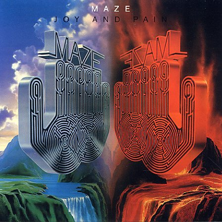 Maze Joy Amp Pain Lp Vinyl Record Album Dusty Groove