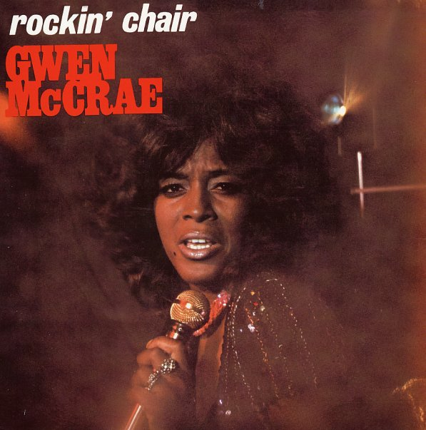 gwen mccrae rockin 39 chair lp vinyl record album. Black Bedroom Furniture Sets. Home Design Ideas