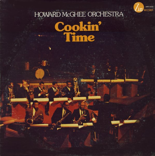 howard mcghee orchestra cookin 39 time lp vinyl record album dusty groove is chicago 39 s. Black Bedroom Furniture Sets. Home Design Ideas