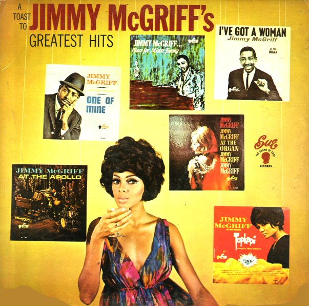 Jimmy McGriff - A Toast To Jimmy McGriff's Greatest Hits