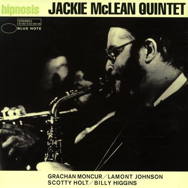 Jackie Mclean Hipnosis 180 Gram Pressing Lp Vinyl