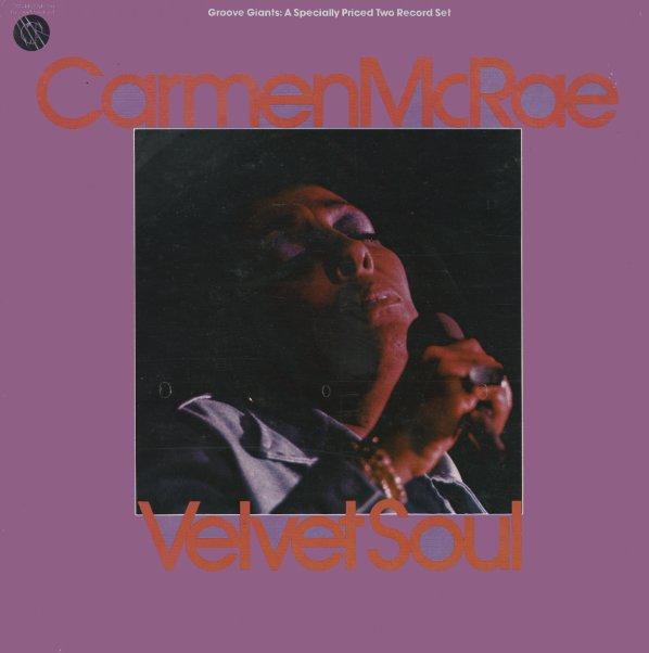 Carmen McRae - Velvet Soul