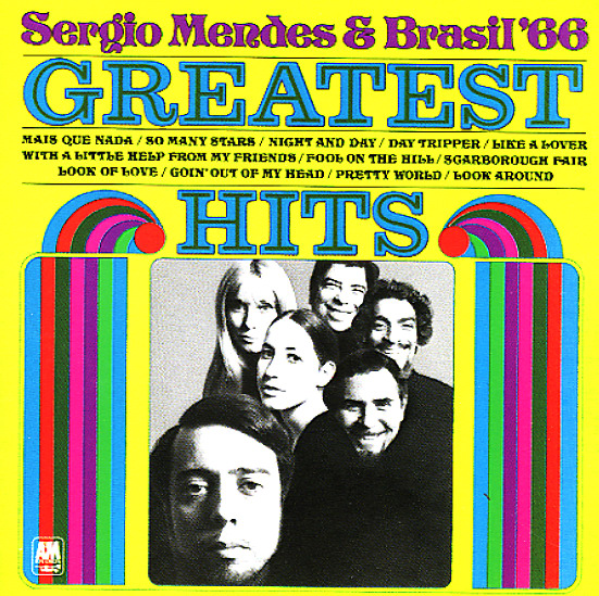 Sergio Mendes Brasil 66 Fool On The Hill