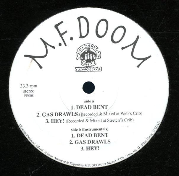 Dead Bent Gas Drawls Hey