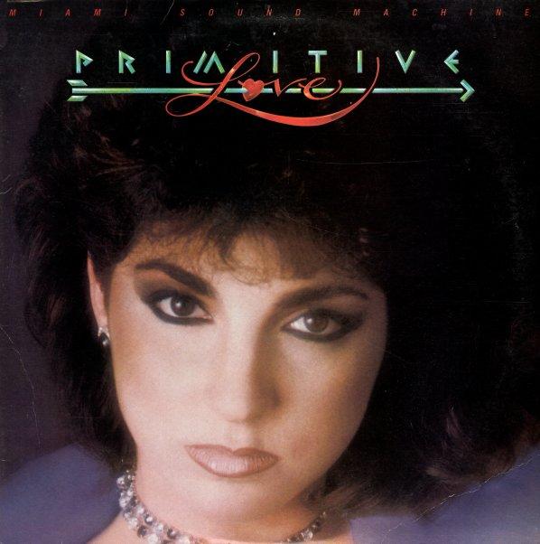 Miami Sound Machine Primitive Love Lp Vinyl Record