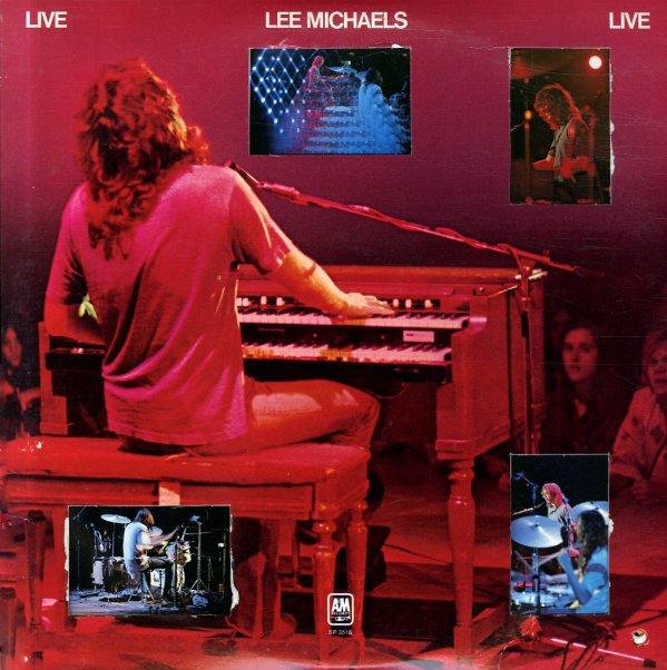 Lee Michaels Live Lp Vinyl Record Album Dusty