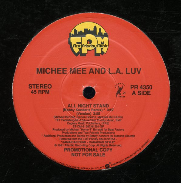 Michie Mee and LA Luv Elements Of Style