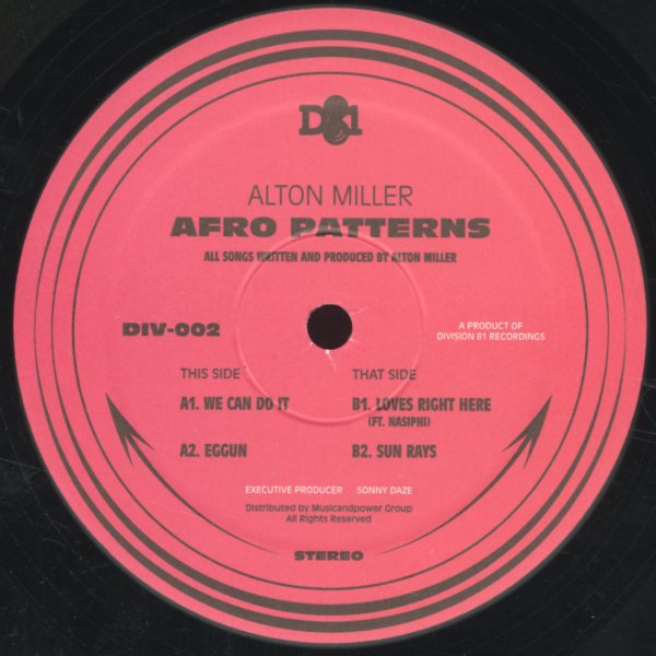 afro -- All Categories (LPs, CDs, Vinyl Record Albums