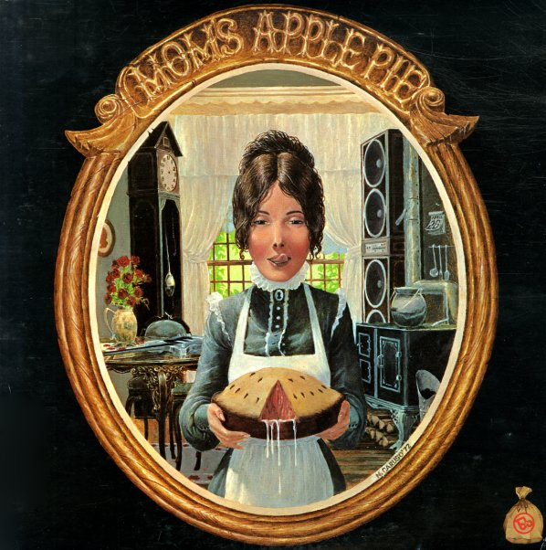 Moms Apple Pie Moms Apple Pie Original Cover Lp