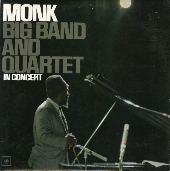 Thelonious Monk Big Band Amp Quartet In Concert Lp Vinyl