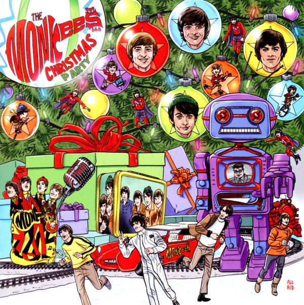 Monkees Christmas Party.Monkees Christmas Party