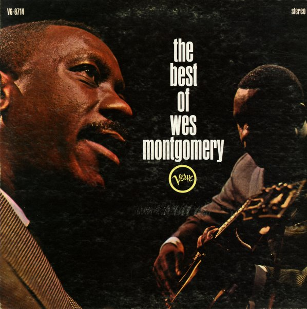 Wes Montgomery Best Of Wes Montgomery Verve Lp Vinyl