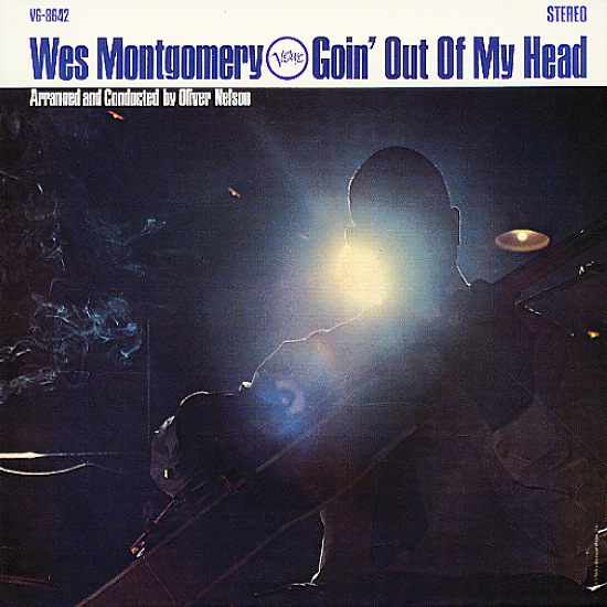Wes Montgomery Goin Out Of My Head Lp Vinyl Record