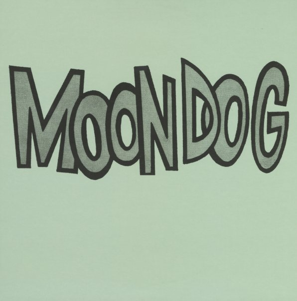 Moondog & His Friends (10 inch LP)