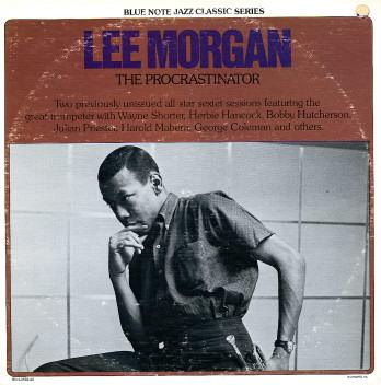 Lee Morgan Procrastinator Double Lp Lp Vinyl Record
