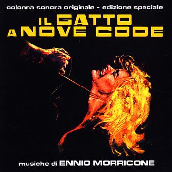 Ennio Morricone Il Gatto A Nove Code Cd Dusty