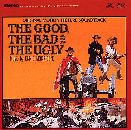 Ennio Morricone Good The Bad And The Ugly Original Soundtrack - Vinylboden nassraum