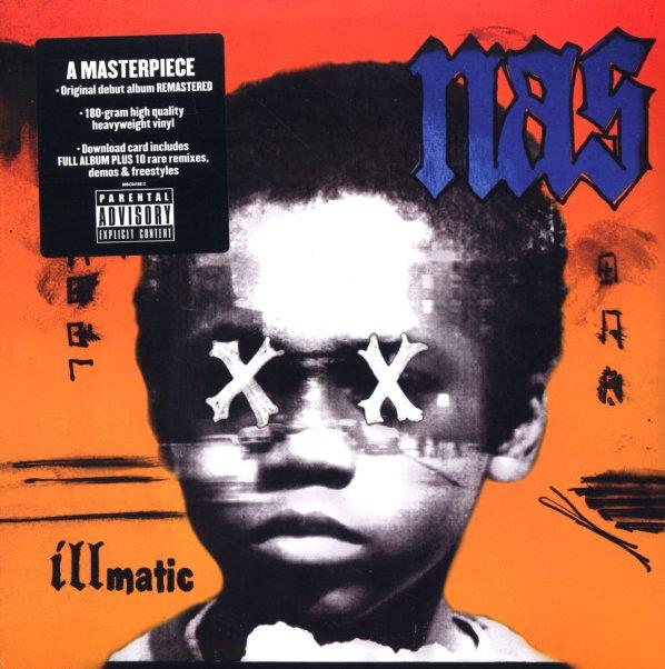 nas   illmatic xx  180 gram vinyl  u2013 plus download with 10