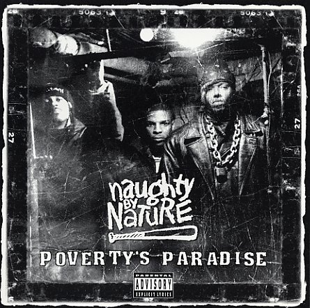 Naughty By Nature Poverty S Paradise Lp Vinyl Record