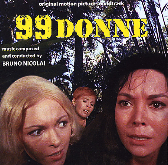 Bruno Nicolai - 99 Donne (Original Soundtrack)