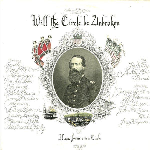 Nitty Gritty Dirt Band Will The Circle Be Unbroken Lp