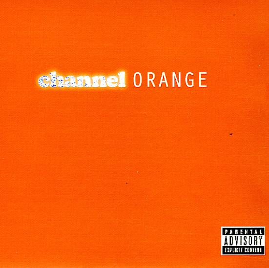 Frank Ocean Channel Orange Cd Dusty Groove Is