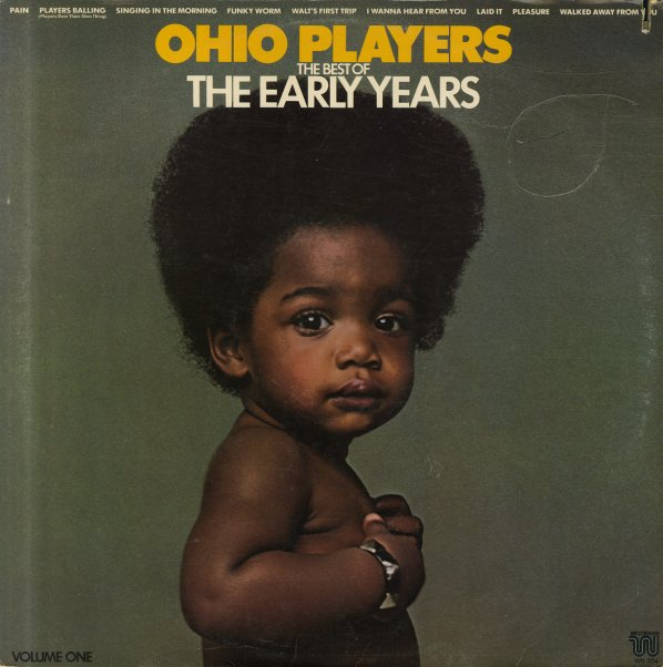 Ohio Players Best Of The Early Years Lp Vinyl Record