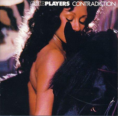 Ohio Players Contradiction Lp Vinyl Record Album