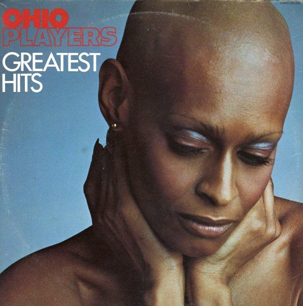 Ohio Players Greatest Hits Lp Vinyl Record Album