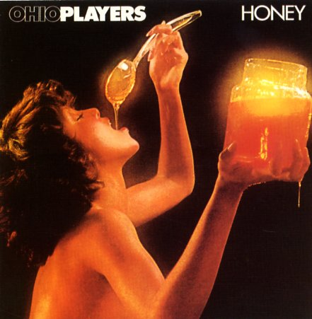 Ohio Players Honey Lp Vinyl Record Album Dusty