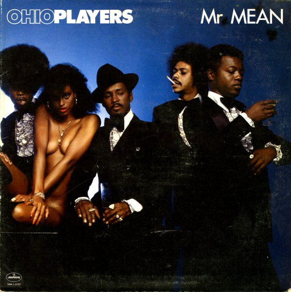 Ohio Players Mr Mean Lp Vinyl Record Album Dusty