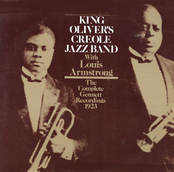 King Oliver King Oliver S Creole Jazz Band With Louis