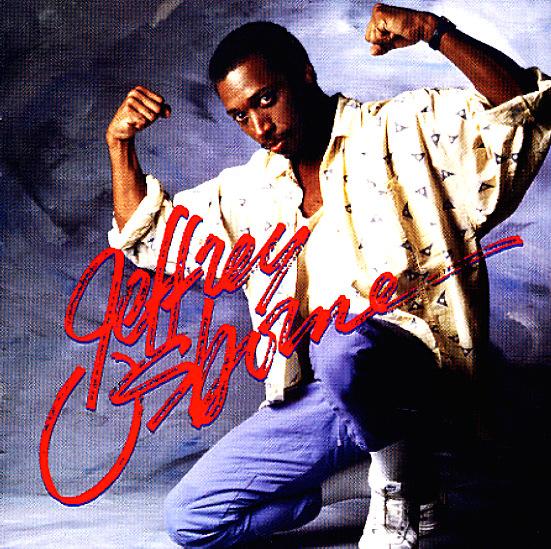 Jeffrey Osborne Emotional Lp Vinyl Record Album