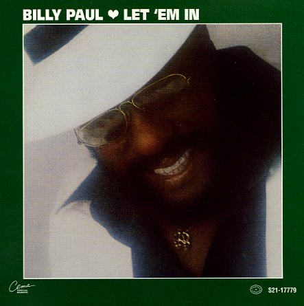 Billy Paul Let Em In Lp Vinyl Record Album Dusty