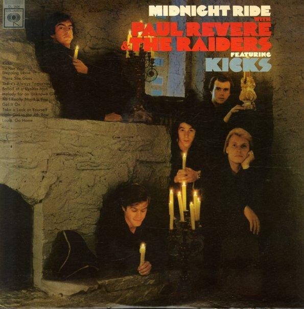 Paul Revere Amp The Raiders Midnight Ride Lp Vinyl