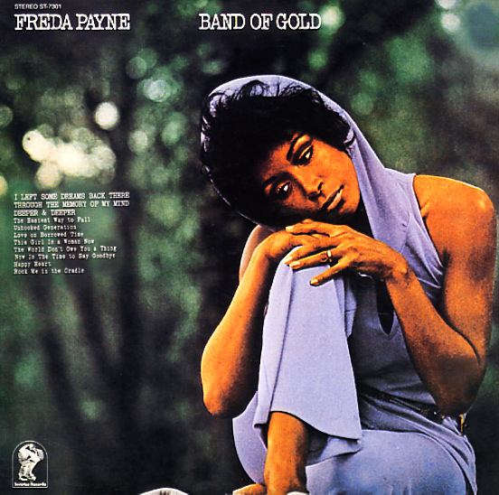 Freda Payne Band Of Gold Lp Vinyl Record Album