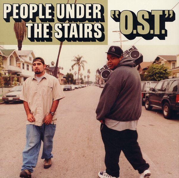People Under The Stairs Ost Cd Dusty Groove Is